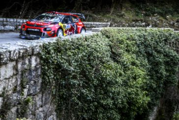WRC – WRC – A fourth consecutive podium for the C3 WRC as Ogier-Ingrassia finish as runners-up in Corsica !