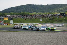 Corvette duo Pommer and Kirchhöfer cruise to victory at Most