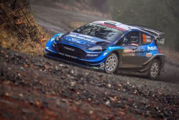 WRC- Tough opener in Chile