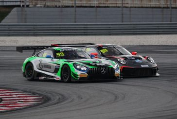 Sathienthirakul and Hamprecht out front as Blancpain GT World Challenge Asia heads to Thailand