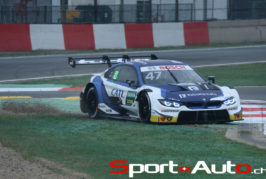 Philipp Eng returns to the podium for BMW at Zolder and moves into the lead in the drivers' standings