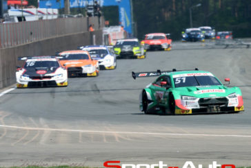 Podium for Audi at DTM's return to Zolder
