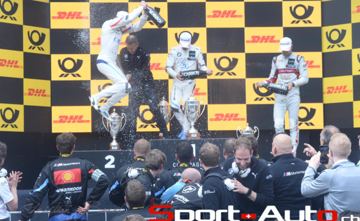 Philipp Eng takes maiden DTM win at Zolder, dedicates victory to BMW legend Charly Lam