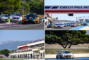 Forty-two car grid for GT4 European Series at Paul Ricard