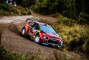 The C3 WRC tastes Chile for first time