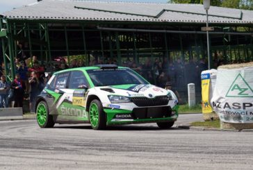 World championship debut for Škoda Fabia R5 evo with Kopecký and Rovanperä