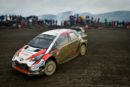 Toyota Yaris WRC shows the way in Chile
