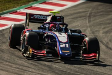 Boschung scores first points finish for Trident in 2019 F2 season
