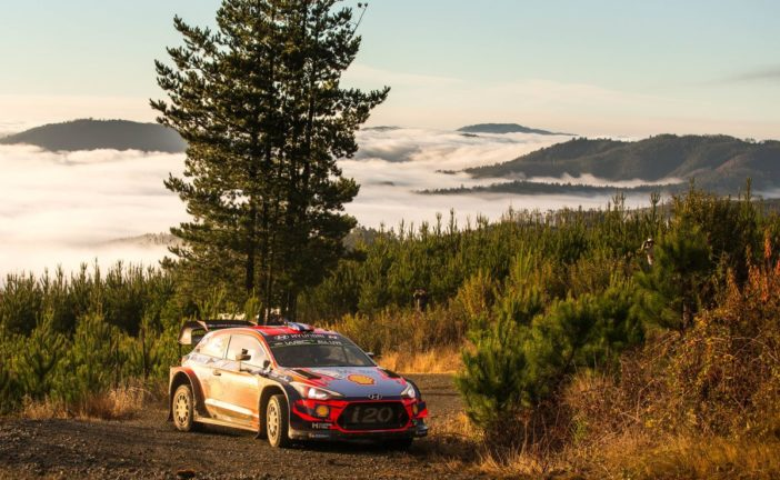 WRC – Sébastien Loeb scored his maiden podium in Hyundai Motorsport colours