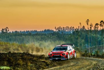 Ogier-Ingrassia grab second in C3 WRC