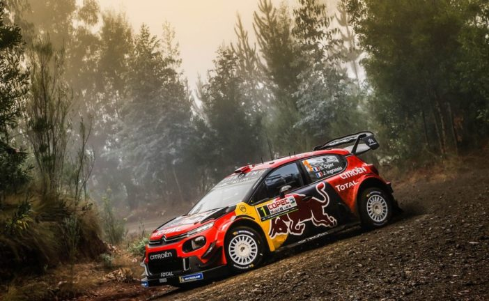 The C3 WRC secures its sixth consecutive podium as Ogier-Ingrassia finish as runners-up