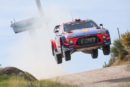 WRC – Hyundai Motorsport has claimed its 50th podium finish in a round of the FIA World Rally Championship