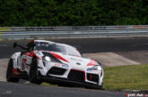 24 Hours of Nürburgring 2019 GR Supra finishes in 41st place overall, and LEXUS LC in 54th place