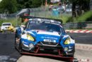 Disappointment for KCMG at Nürburgring 24 Hours