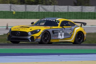 GT4 European Series – Koebolt and Kisiel claim race win and points lead at Misano