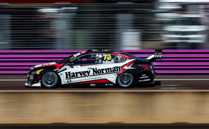 André Heimgartner finishes strong in final Darwin race