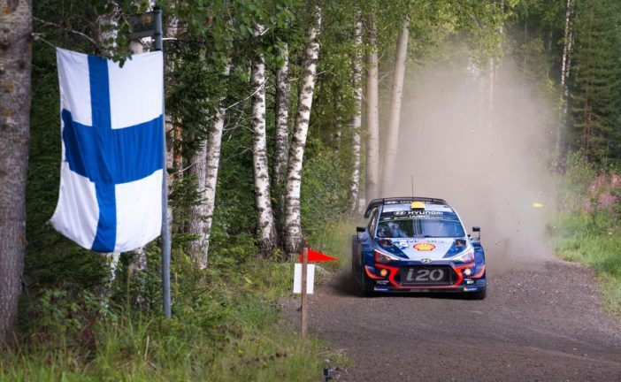 WRC – Hyundai Motorsport reveals Rally Finland line-up
