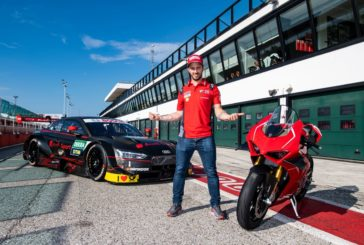 MotoGP star Andrea Dovizioso heads to DTM debut
