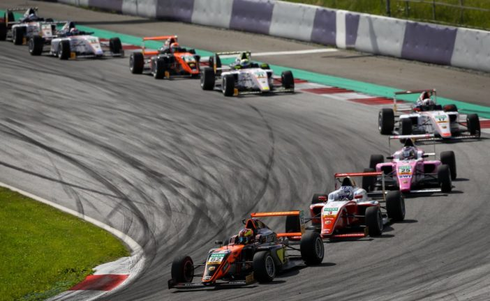 Aron and Pourchaire in maiden ADAC Formula 4 wins