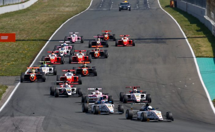 ADAC Formula 4 steps on the gas at Red Bull Ring