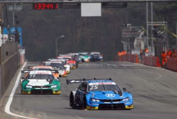 Ready for the third round of the season: BMW DTM teams appearing at Misano, Italy.
