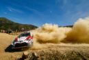 WRC – Toyota Gazoo Racing still on top after a demanding day