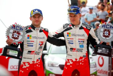WRC – Second straight victory for Tänak and the Toyota Yaris WRC