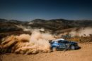 WRC – M-Sport Ford speed their way to Sardinia