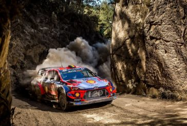 WRC – Thierry Neuville has ended Friday's running in fourth overall