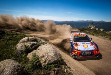 WRC – Thierry Neuville added two more stage wins to his tally to move up to third place