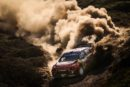 WRC – Citroën fights to secure precious points with the C3 WRC in Sardinia