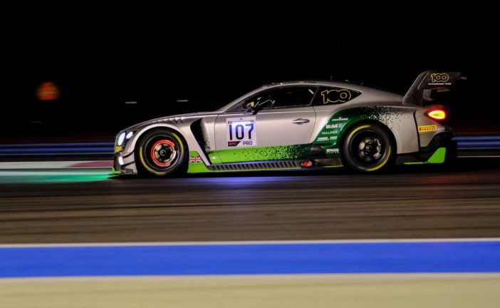 Blancpain Endurance Series – Bentley domine au Paul Ricard, podium en AM Cup pour Adrian Amstuz