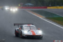 Porsche celebrates one-two victory at endurance classic in Belgium