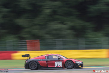 Asia-Pacific Audi Sport R8 LMS Cup team battles through Total 24 Hours of Spa