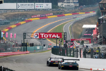Stars of international GT racing prepare for battle at the Total 24 Hours of Spa