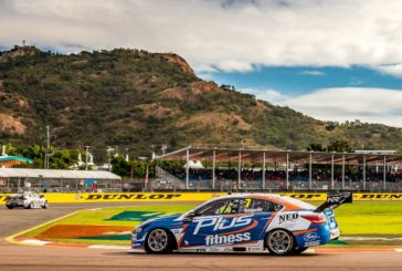 Supercar – André Heimgartner has strong race finish in Townsville