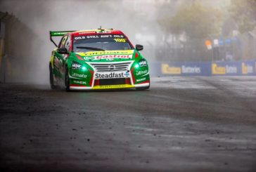 Supercars – Rick Kelly drives through the field to 6th place finish in Townsville