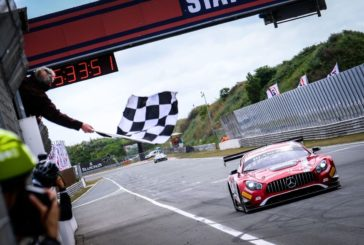 Blancpain GT World Challenge Europe – Marciello and Abril dominate at Zandvoort to take breakthrough triumph in #88 AKKA ASP Mercedes-AMG
