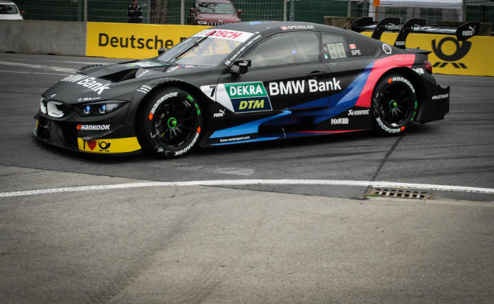 Spengler victorious for BMW on Sunday and is now the sole DTM record winner at the Norisring