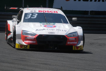DTM – First a setback, then a comeback: René Rast secures dominant win at Norisring
