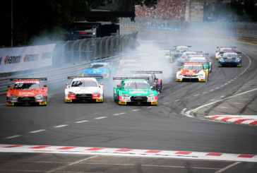 DTM – Audi with strongest ever Norisring showing