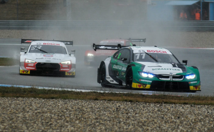 Wittmann celebrates third DTM win of the season in the Assen rain – a total of four BMW drivers in the points