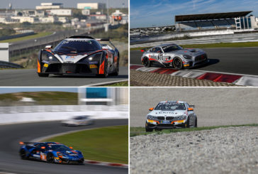 GT4 European Series enters final phase of 2019 season at Zandvoort
