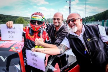 Earle secures third Blancpain GT Sports Club Iron Cup title at Spa, as Remenyako dominates for maiden victory
