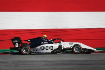 F3 frustration for Fabio Scherer in Austria