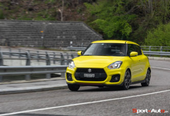 Essai – Suzuki Swift Sport