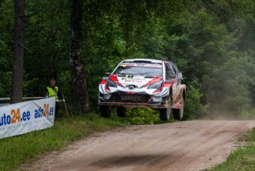 Toyota Yaris WRC chases a third win on home roads