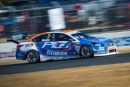 André Heimgartner has great race pace in Race 1 at Ipswich