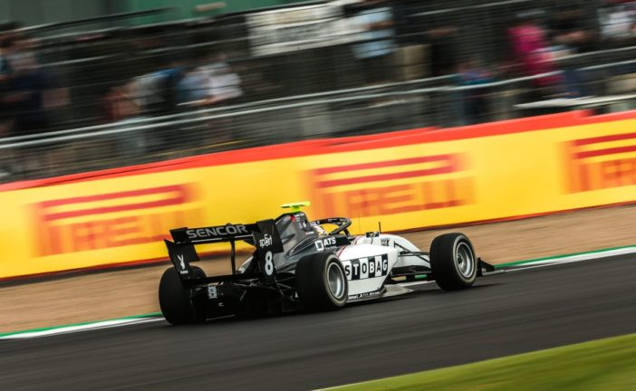 FIA Formula 3 – Fabio Scherer charges into F3 points at Silverstone