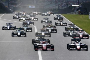 FIA Formula 3 – Armstrong leads from lights-to-flag for first win